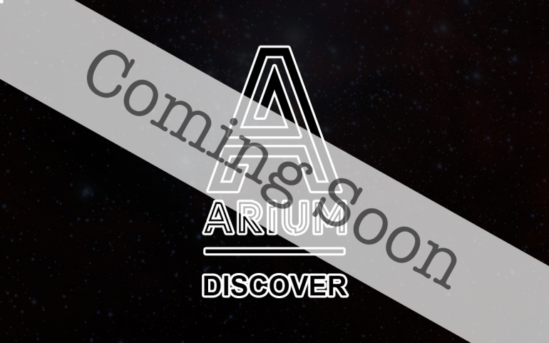 Arium: Discover is Coming Soon